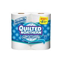 Soft and Strong Toilet Tissue