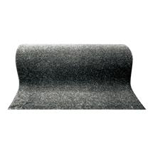 6 ft. All-Weather Patio Grass Accent Rug, Gray (Sold by the foot)