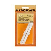 4 in. x 3/8 in. Nylon Bi-Fold Door Guides (2-Pack)