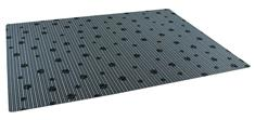 20 in. x 28 in. Grey Cat Litter Mat