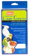 Living 16 in. x 28 in. Bird and Small Animal Absorbent Cage Liners (7-Pack)