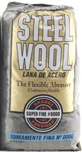 Super-Fine-Grade Steel Wool Final Finish Pads