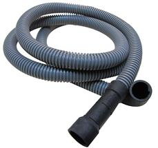 5/8 in. x 6 ft. Corrugated Dishwasher Discharge Hose