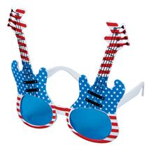 Novelty Patriotic Glasses, Assorted