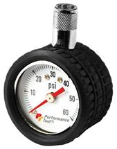 Mini Dial Tire Pressure Gauge