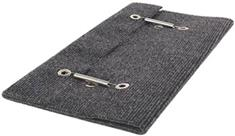 18 in. Grey Step Mat