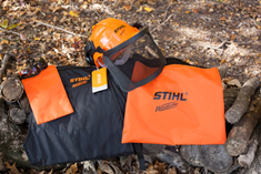 Woodcutter PPE Kit