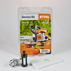 Chainsaw Service Kit for STIHL Models MS 170, 180
