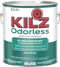 Odorless Bright White Primer, 1-Gallon