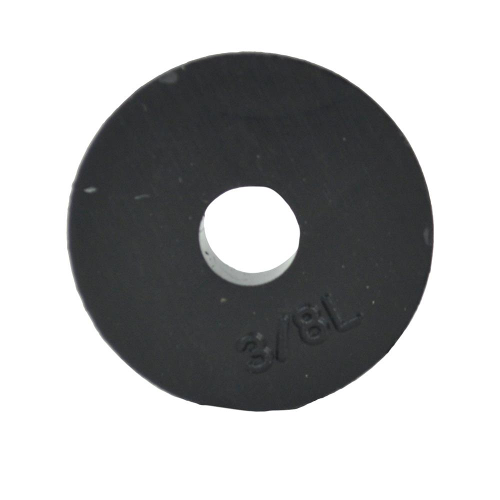 Danco - 3/8 in. x 11/16 in. Synthetic Rubber Flat Faucet Washer