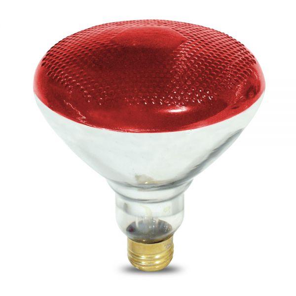227a6498ba4e Feit Electric - 100-Watt PAR38 Red Flood Light Bulb