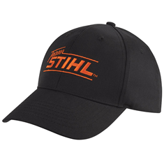 Black Team STIHL Value Cap