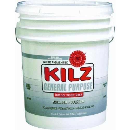 Kilz General Purpose Interior Primer 5 Gallon