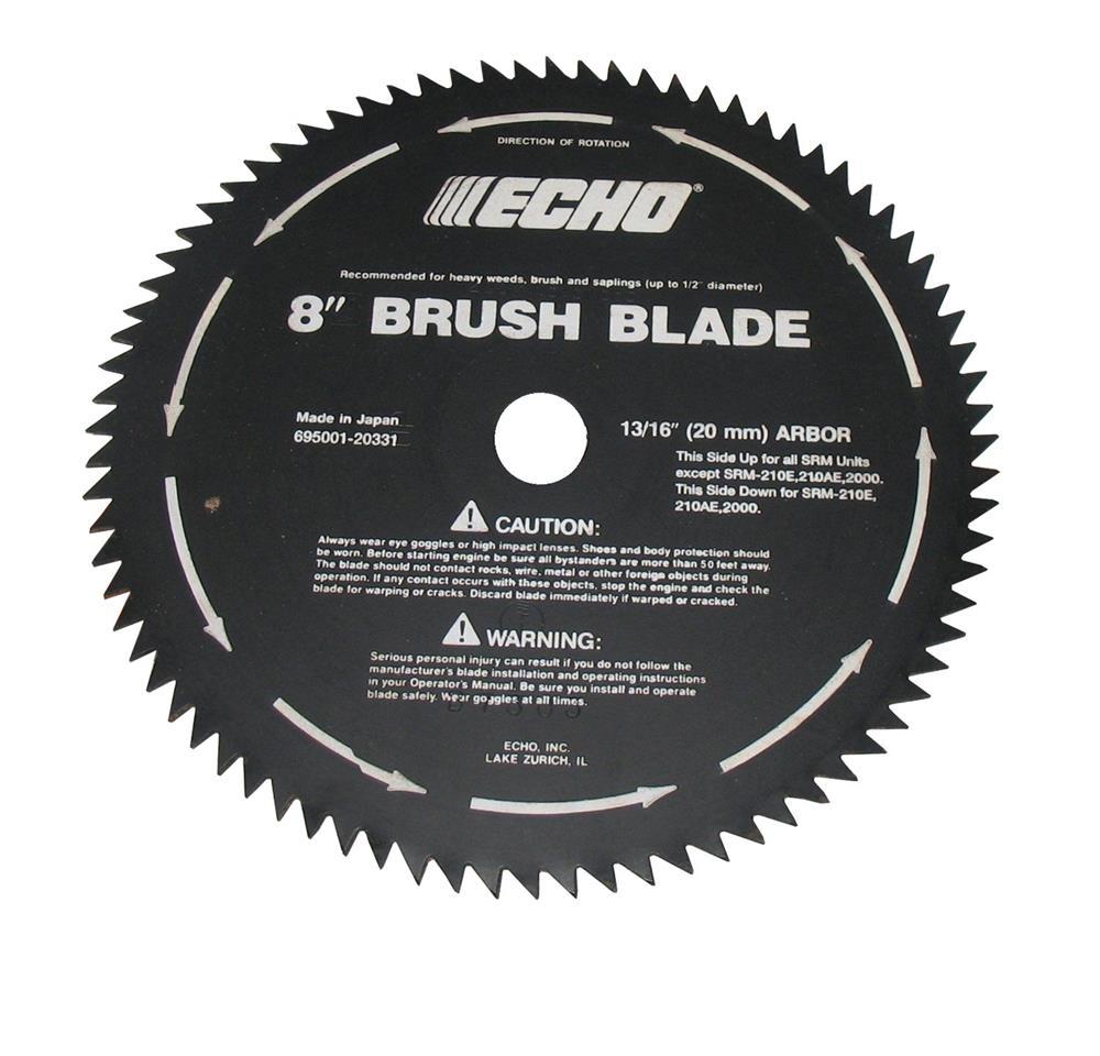 80 Tooth Brush Blade