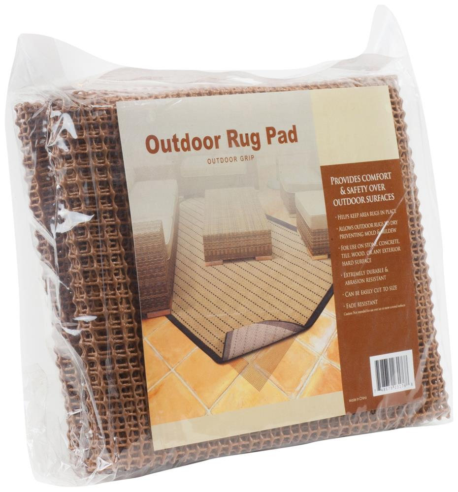 Outdoor Rug Pad Home Decor