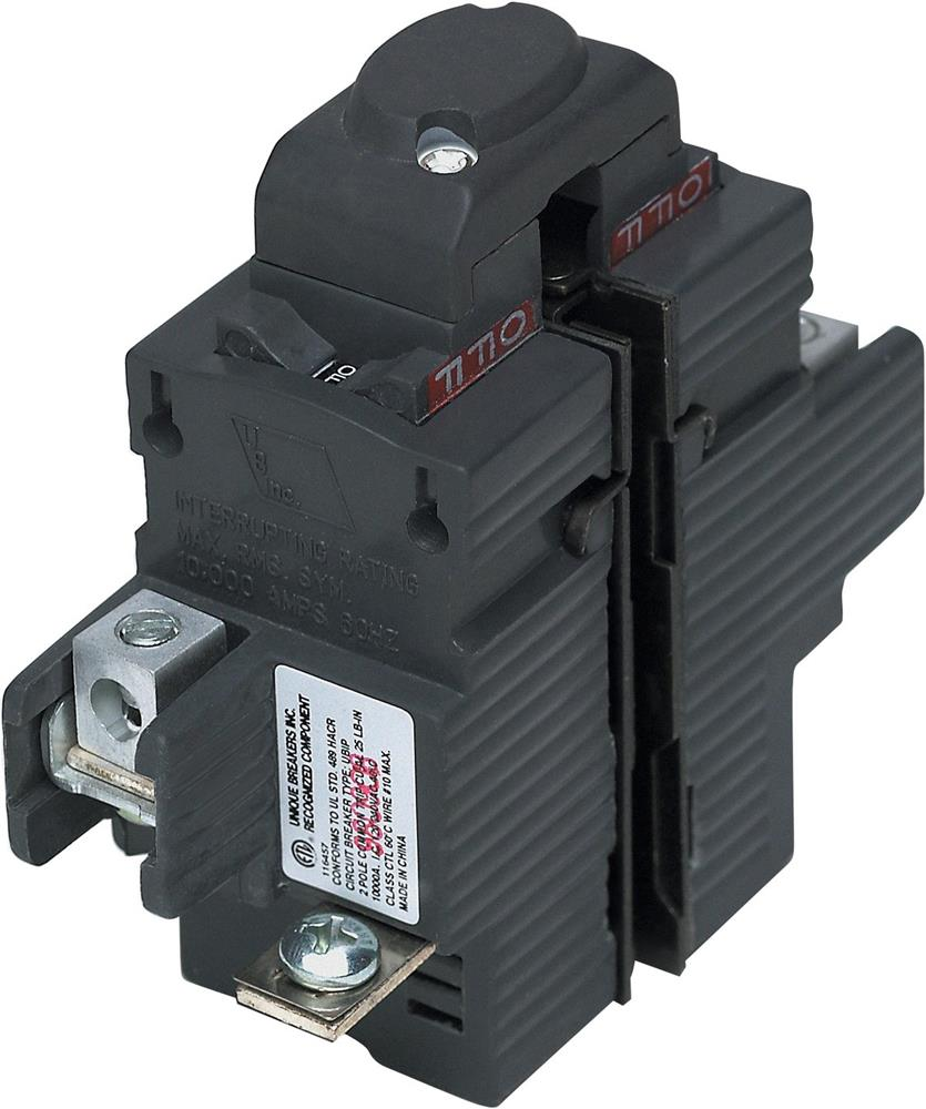 60 amp double pole breaker
