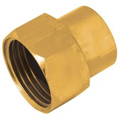 Metal Connector, 1/2 in. Female