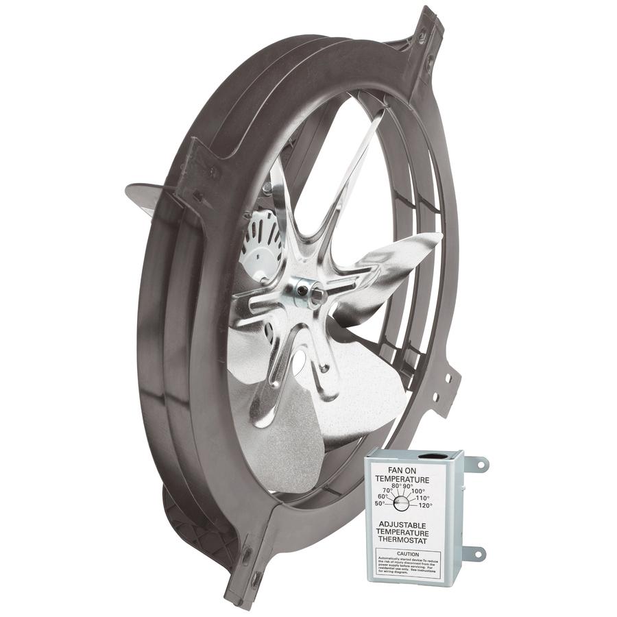 Attic Aire 1320 CFM Power Gable-Mount Fan  sc 1 st  McLendon Hardware & Air Vent - Attic Aire 1320 CFM Power Gable-Mount Fan