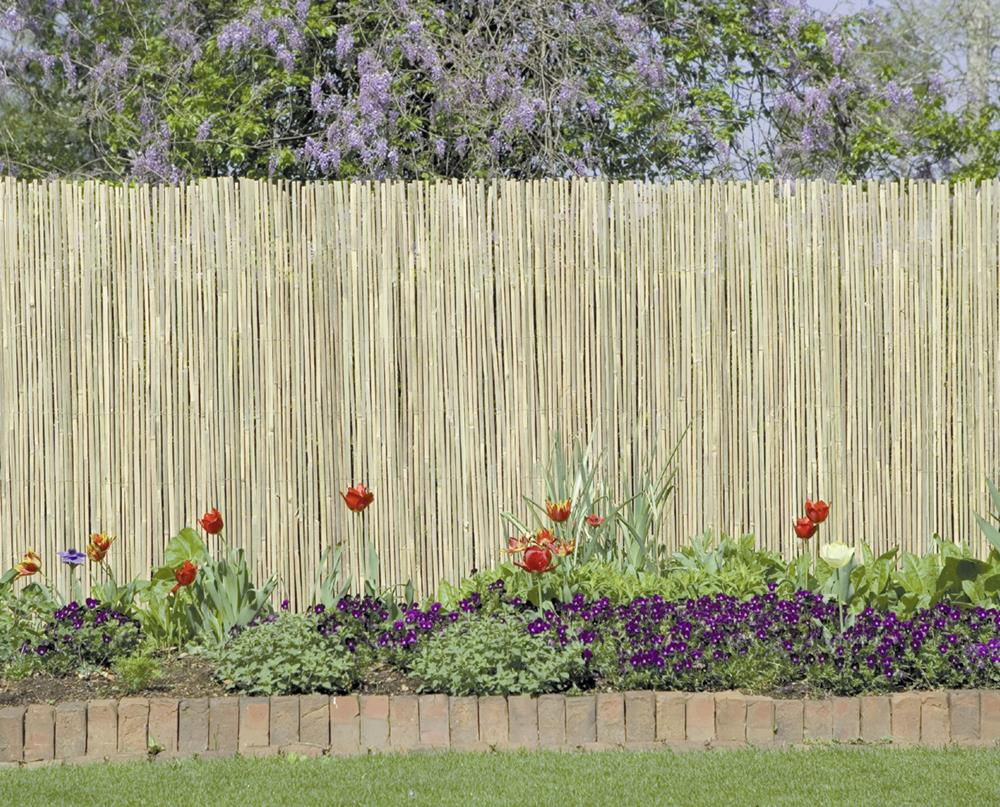 Gardman - 5 ft. Split Bamboo Fencing