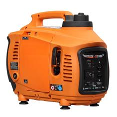 iX 2,000-Watt Gasoline-Powered Portable Inverter Generator with Generac Engine