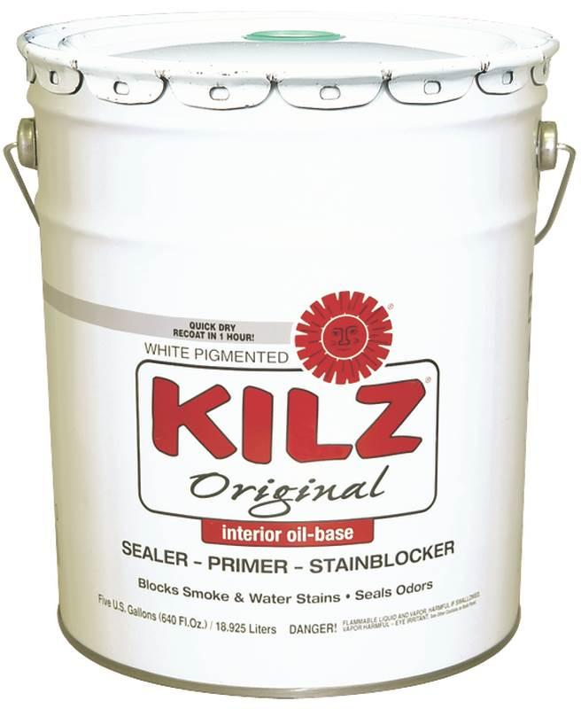 How Long Does Kilz Oil Primer Take To Dry