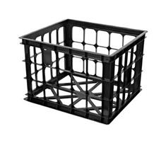 Black File Crate