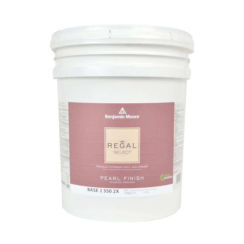 Etonnant Regal Select Base 2 Pearl Finish Interior Paint, 5 Gallon