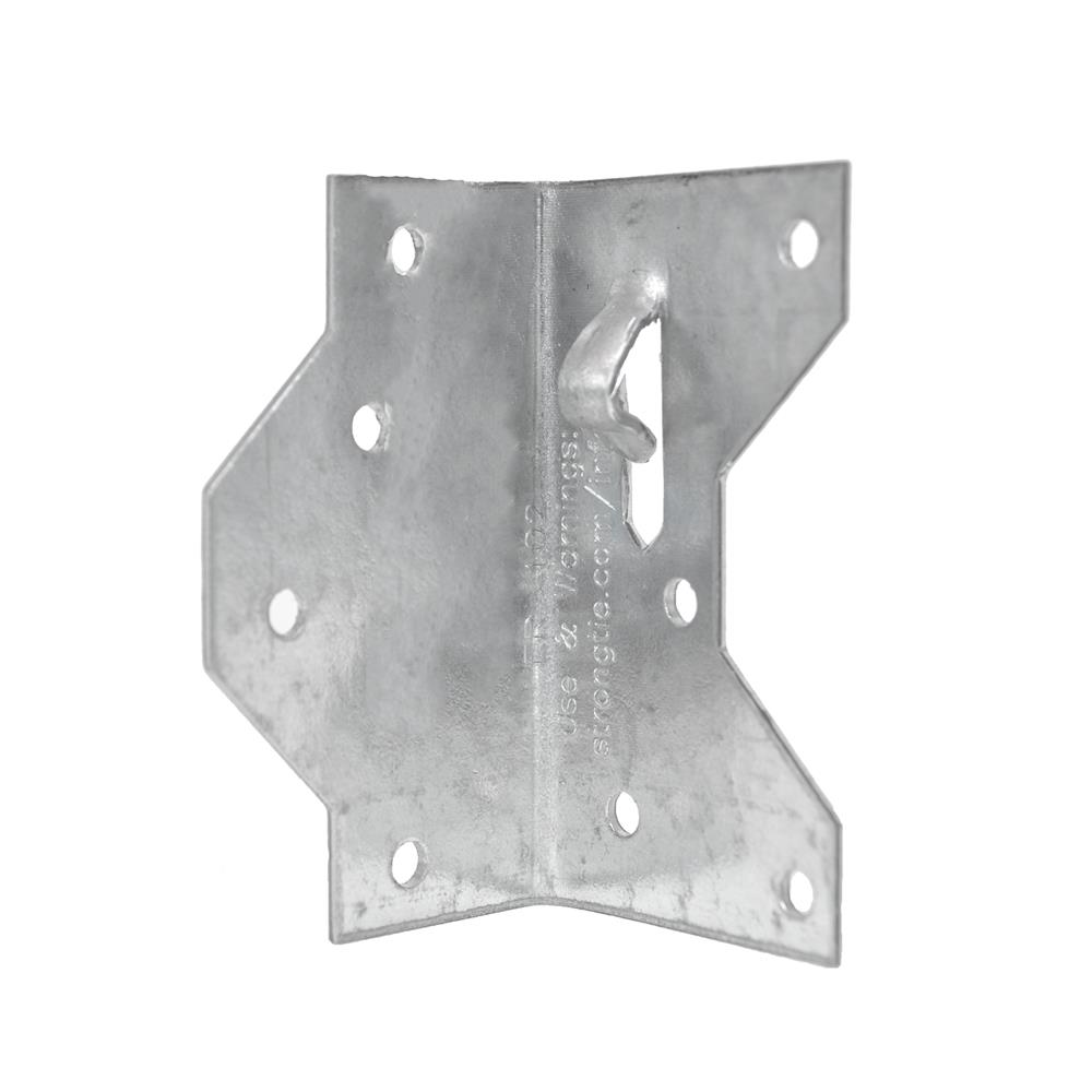 Simpson Strong-Tie - 18-Gauge Galvanized Framing Angle
