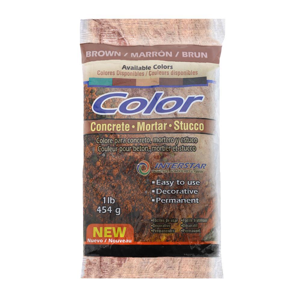 Basalite - 1 lb. Brown Cement Colorant