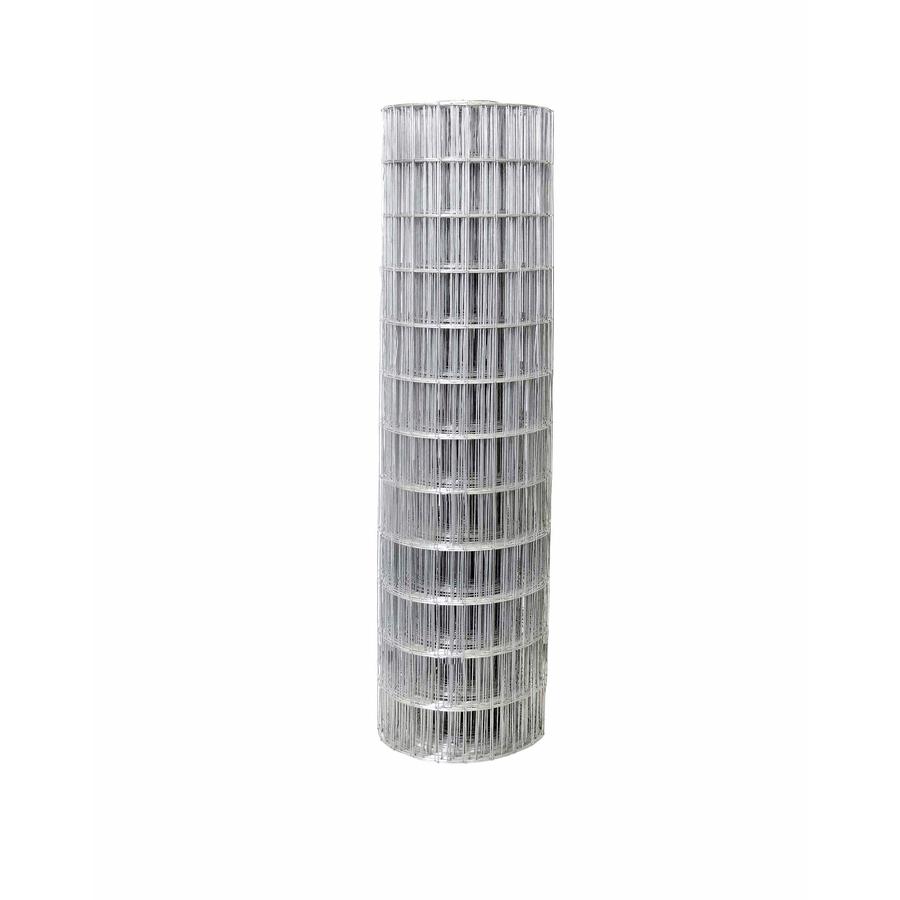 Grip-Rite - 60 in. x 50 ft. 14-Gauge Galvanized Welded Wire Fence