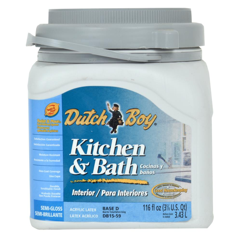 Dutch Boy - Kitchen & Bath Base D, 1-Gallon