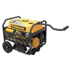 Performance Series 3550/4450W Gas-Powered Generator with Wheel Kit and Cover