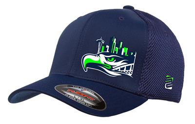 cfd57e03ed4fd SafetyShirtz - Seattle Seahawk FlexFit Hat