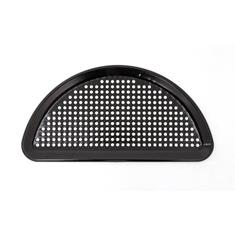 1/2 Moon Perforated Cooking Grid, Large