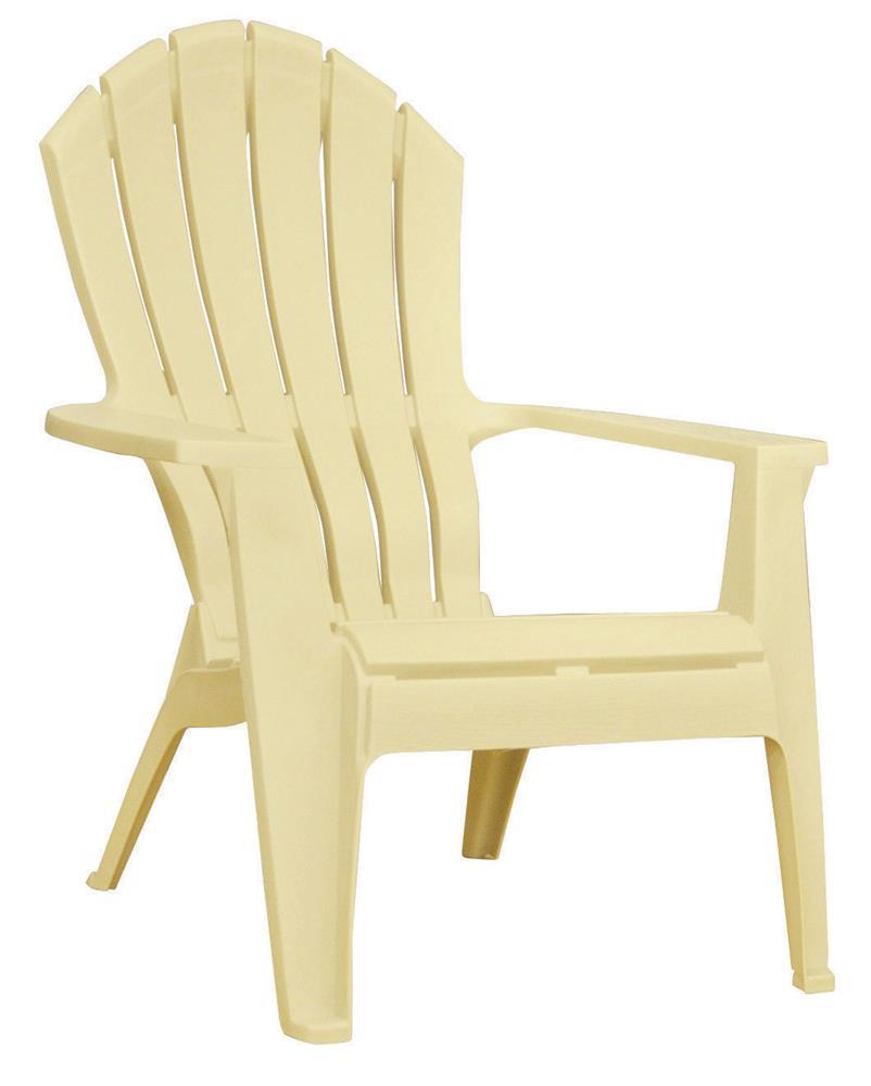 Adirondack Chair, Resin