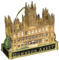 Downton Abbey Castle Ornament
