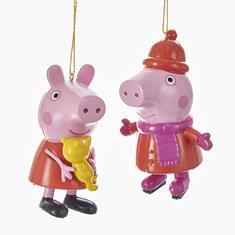 Peppa Pig Ornament, Assorted