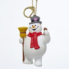 Frosty the Snowman Clip-On Ornament